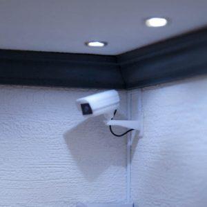 Cámara de video vigilancia CCTV