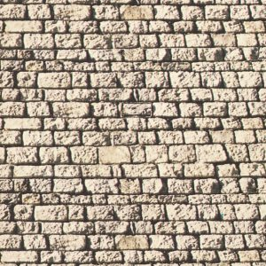 Muro texturado piedra