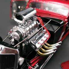 Blown Nitro Crate 426 Hemi Racing