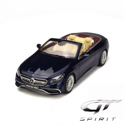 MERCEDES-AMG S65 CONVERTIBLE
