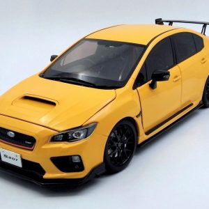 Subaru WRX Sti S207 NBR Challenge Package 2015 – amarillo
