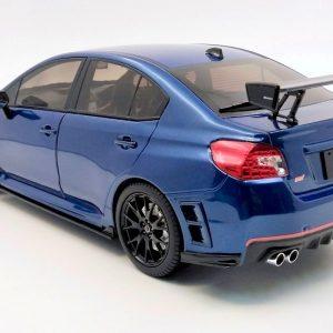 Subaru WRX Sti S207 NBR Challenge Package 2015 – azul