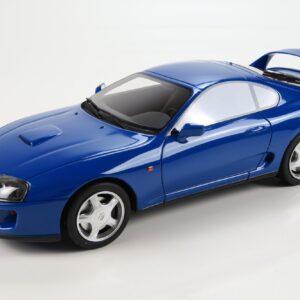 Toyota Supra MKIV 1993 – azul