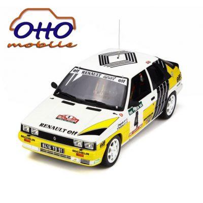Renault 11 Turbo Rally du Portugal