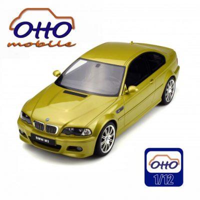 BMW M3 E46 Phoenix Yellow