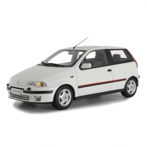 Fiat Punto GT 1400 1° serie 1993 – blanco