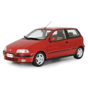 Fiat Punto GT 1400 1° serie 1993 – rojo