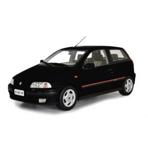 Fiat Punto GT 1400 1° serie 1993 – negro