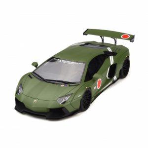 Lamborghini Aventador LB