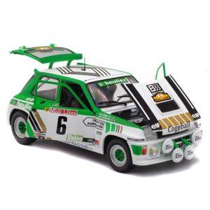Renault R5 Turbo Gr.B Rally de Lozere 1985