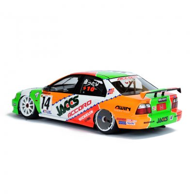 "HONDA ACCORD No.14 ""JACCS"" JTCC 1996"