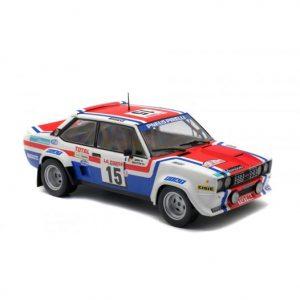 Fiat 131 – TOUR DE CORSE M. MOUTON