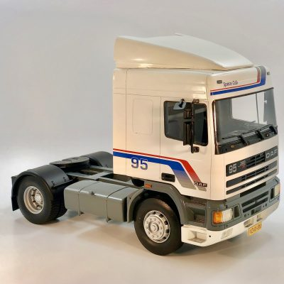 DAF 95-FT Space Cab Demo