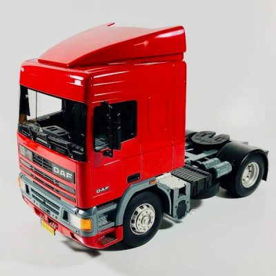 DAF 95-FT Space Cab Coraldo Red
