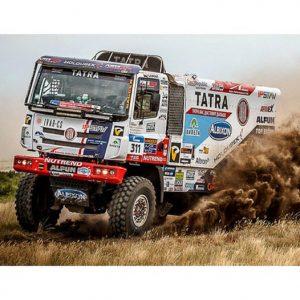 Tatra Phoenix 4×4 Buggyra Team Dakar 2019 1:43