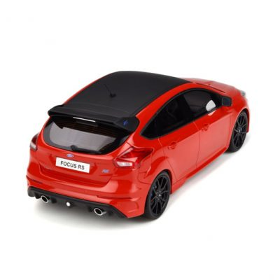 Ford Focus RS 2018 Race Red