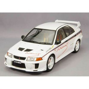 Mitsubishi Lancer Evolution VRS by Mines