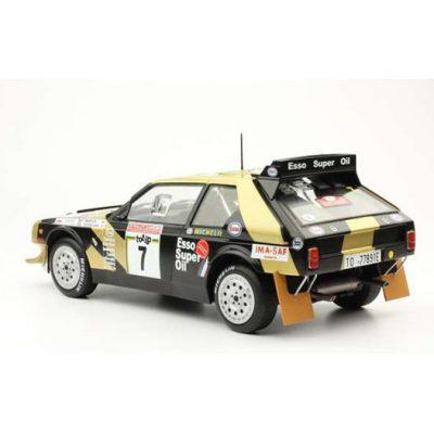 1986 Lancia Delta S4 #7 San Remo Rally Tabaton