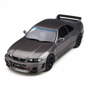 "Nissan Skyline GT-R ""Grand Touring Car"" by Omori Factory (BCNR33)"