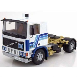 VOLVO F12 1977 blanco/azul
