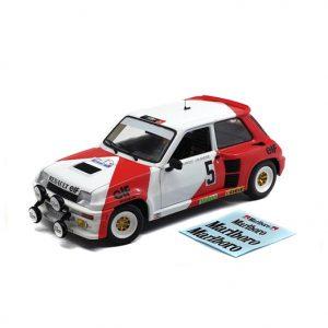 RENAULT 5 TURBO RALLY DE VAR 1986 A. Prost