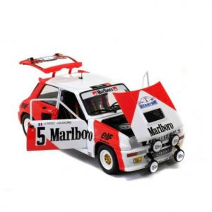 RENAULT 5 TURBO RALLY DE VAR 1986 A. Prost
