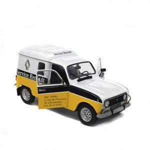 Renault 4LF4 1975 Renault Service