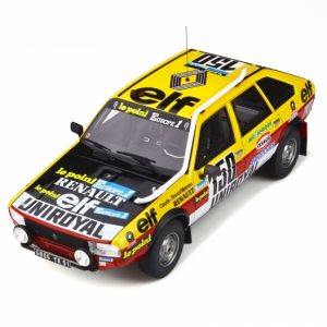 Renault 20 Turbo 4×4 – Paris-Dakar 1982