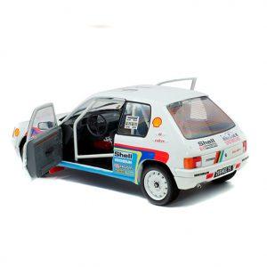 Peugeot 205 Rallye Tour de Corse, 1989