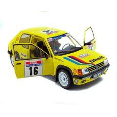 Peugeot 205 Rallye Tour de Corse, 1990