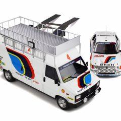 Pack Rallye Monte-Carlo 1985 – Peugeot 205