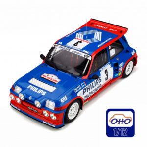 Renault Maxi 5 Turbo Tour de Corse 1985 1:12