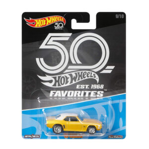 69 Chevy Camaro – EST 1968 FAVORITES