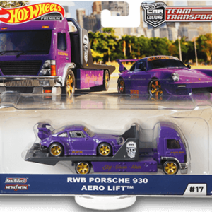 Transporter Set #17 Aero Lift – RWB Porsche 930