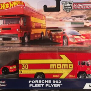 Transporter Set #6 Fleet Flyer – Porsche 962