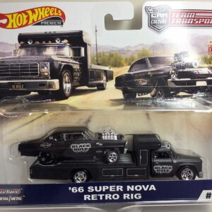 Transporter Set #7 Retro Rig – '66 Super Nova